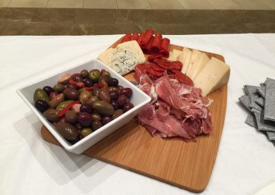 Charcuterie & Cheese Plates