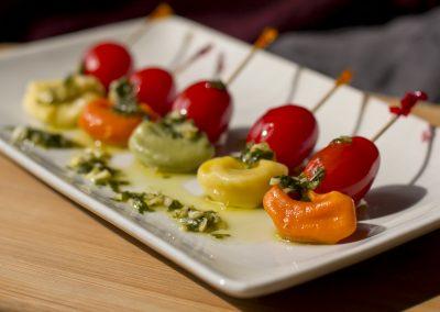 Tortellini & Tomato